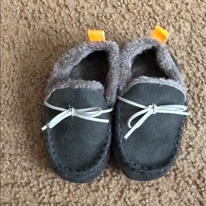 Cute slippers for babies, sz 24 months
